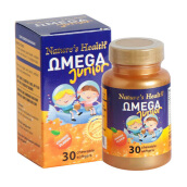 NATURE'S HEALTH Omega Junior 30 Softgels