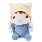 Metoo Stuffed Babies Plush Toy Doll Cartoon Animal Design
