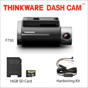 Thinkware Dash Cam F750 ( including Memory 16 Gb )
