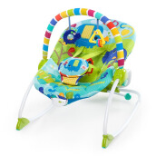 BRIGHT STARTS Infant To Toddler Rocker - Merry Sunshine