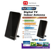 PX Antena TV Digital Indoor DA-1201NP