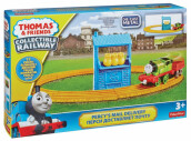 THOMAS & FRIENDS Collectible Railway Percy 's Mel delivery BLN89 - BHK93
