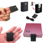 Mini GSM SIM Card N9 2-Way Auto Answer & Dial Audio Voice Monitor Camera DV