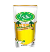 SANIA Premium Cooking Oil Pouch 1L