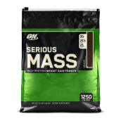 OPTIMUM NUTRITION On Serious Mass Chocolate (12 lbs)