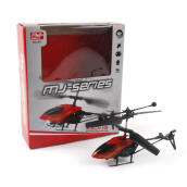 BESSKY RC 901 2CH Mini helicopter - Red