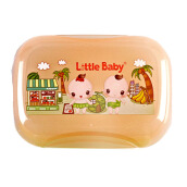 LITTLE BABY Soap Container 504 - Orange