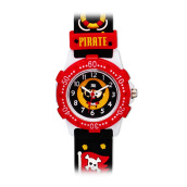 LINKGRAPHIX Kids KTS02 Pirate (Diameter 27mm) - [Size SS]