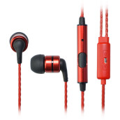 Soundmagic - E80S In Ear Sound Isolating Earphone - merah