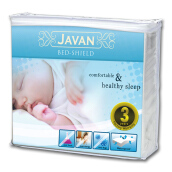 JAVAN Bedshield Platinum Series Queen White