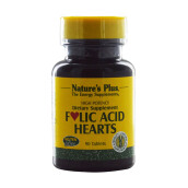 NATURE'S PLUS Folid Acid Hearts 90pcs
