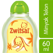 ZWITSAL Natural Minyak Telon 60ml