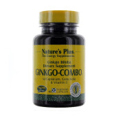 NATURE'S PLUS Ginkgo Combo 60pcs