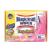 MAGICLEAN Wiper Dry Sheet 20's