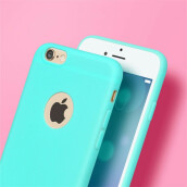 Jelly Matte Case iPhone 6/6S
