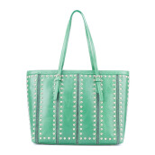 GOBELINI Dicondra Tote Green Ladies [AD09903041000]