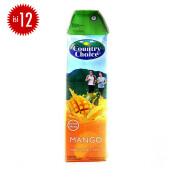 COUNTRY CHOICE Mango Carton 1L x 12pcs