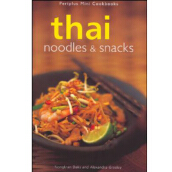 Thai Noodles & Snacks Book (Mini Cookbooks) - Nongkran Daks Alexandra Greeley [Paperback] 9789625937649
