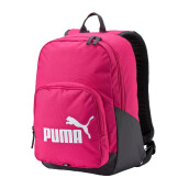 PUMA Phase Backpack - Grey/Pink/Blue
