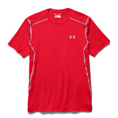 UNDER ARMOUR Raid SS Tee - Red