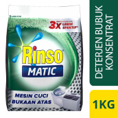 RINSO Matic Top Load Polybag 1Kg