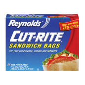 REYNOLDS Zipper Sandwich Bags 50bags