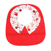 EFENEL Bibs Red Rabbit