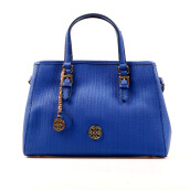 LES CATINO Olexa Satchel - Nautical Blue