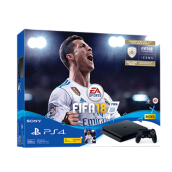 SONY Playstation 4 Slim 500GB FIFA 18 Bundle - Jet Black CUH 2106A - Reg 3 Asia
