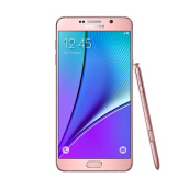 SAMSUNG Galaxy Note 5 - Pink Gold [Official Edition]