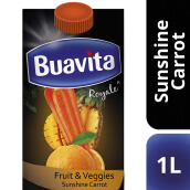 BUAVITA Juice Wortel 1l