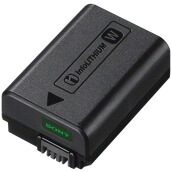 Sony NP-FW50 Lithium-Ion Rechargeable Battery Black