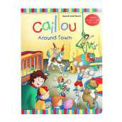 CHOUETTE Caillou Around Town 3 - 6 years