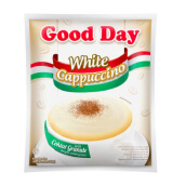 GOOD DAY White Cappucino Bag 25g x 30pcs