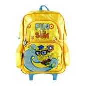 SPONGEBOB MB-01468 SB Large Trolley Bag 06 Fun 16