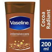 VASELINE Intensive Care Cocoa Radiant Hand & Body Lotion 200ml