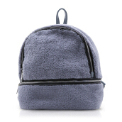 NEW COLLECTION Minimalistic modern backpack - Grey