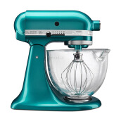 KITCHENAID ArtisanSeries 4.8 L - 5KSM150PSECZ Tilt-Head Stand Mixer (Series 5 Qt - Sea Glass)