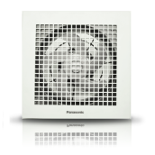 PANASONIC Ventiling Fan Exhaust Fan FV-25TGU5-W