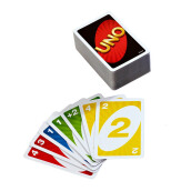 UNO Deluxe Card Game  9203