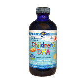 NORDIC NATURALS Children's DHA Strawberry 119ml (4 Oz)