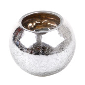 BLOOM & BLOSSOM Boudin Bowl Small - Silver
