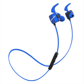 Bluedio TE Sports Bluetooth Wireless earphone-blue
