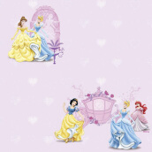 DREAM WORLD Wallpaper Princess D5043-1