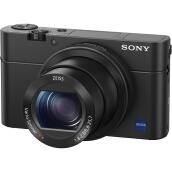 SONY Cyber-shot DSC-RX100 mark IV - Black