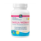 NORDIC NATURALS Omega Woman Lemon (120 Softgels)