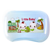 LITTLE BABY Soap Container 504 - Blue