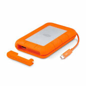 LACIE STEV2000400 Rugged Thunderbolt & USB3 with integrated Thunderbolt cable 2TB (NEW PACK)