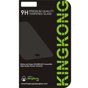 KINGKONG Tempered Glass for Apple Iphone 7 Full Glass Curved 3D