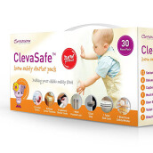 CLEVAMAMA Home Safety Starter Pack - 30pcs/pack